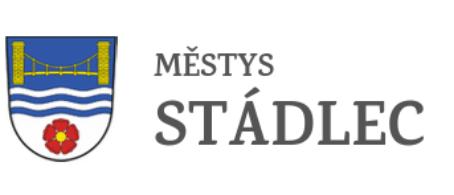 Logo městyse Stádlec